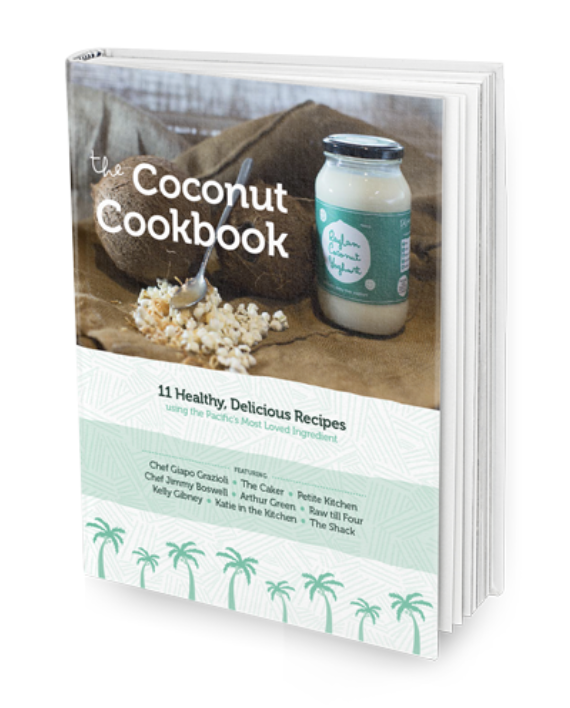 Copy Of The Coconut Cookbook E-Book