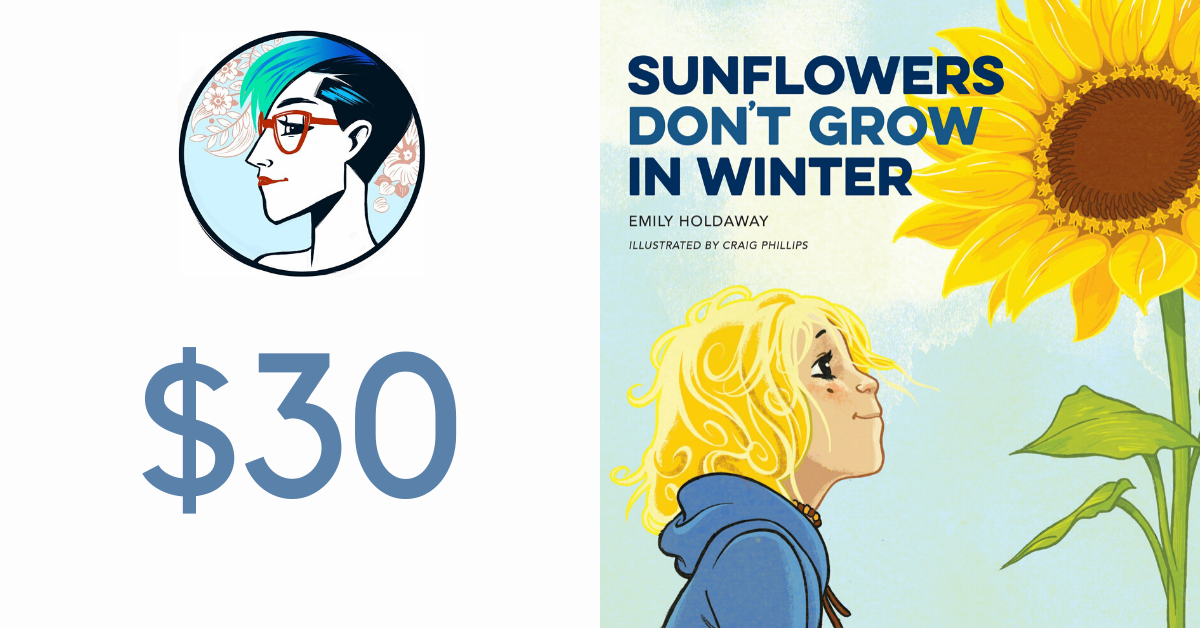 Sunflowers Dont Grow In Winter Book