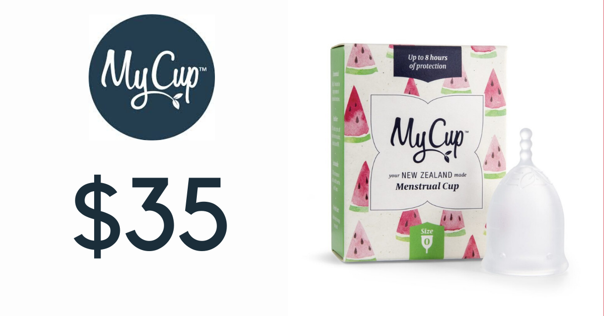 My Cup NZ Made Menstrual Cup