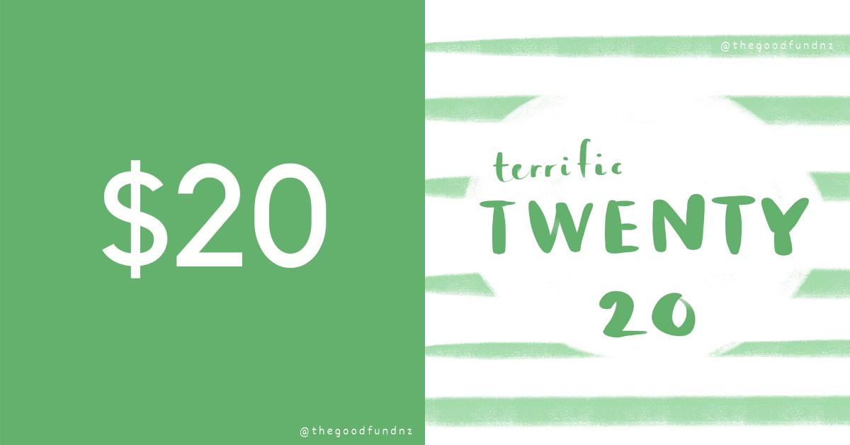 Terrific Twenty
