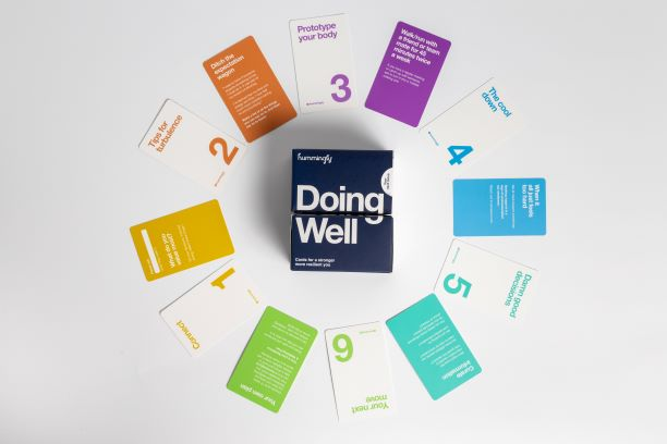 Doing Well - Workplace