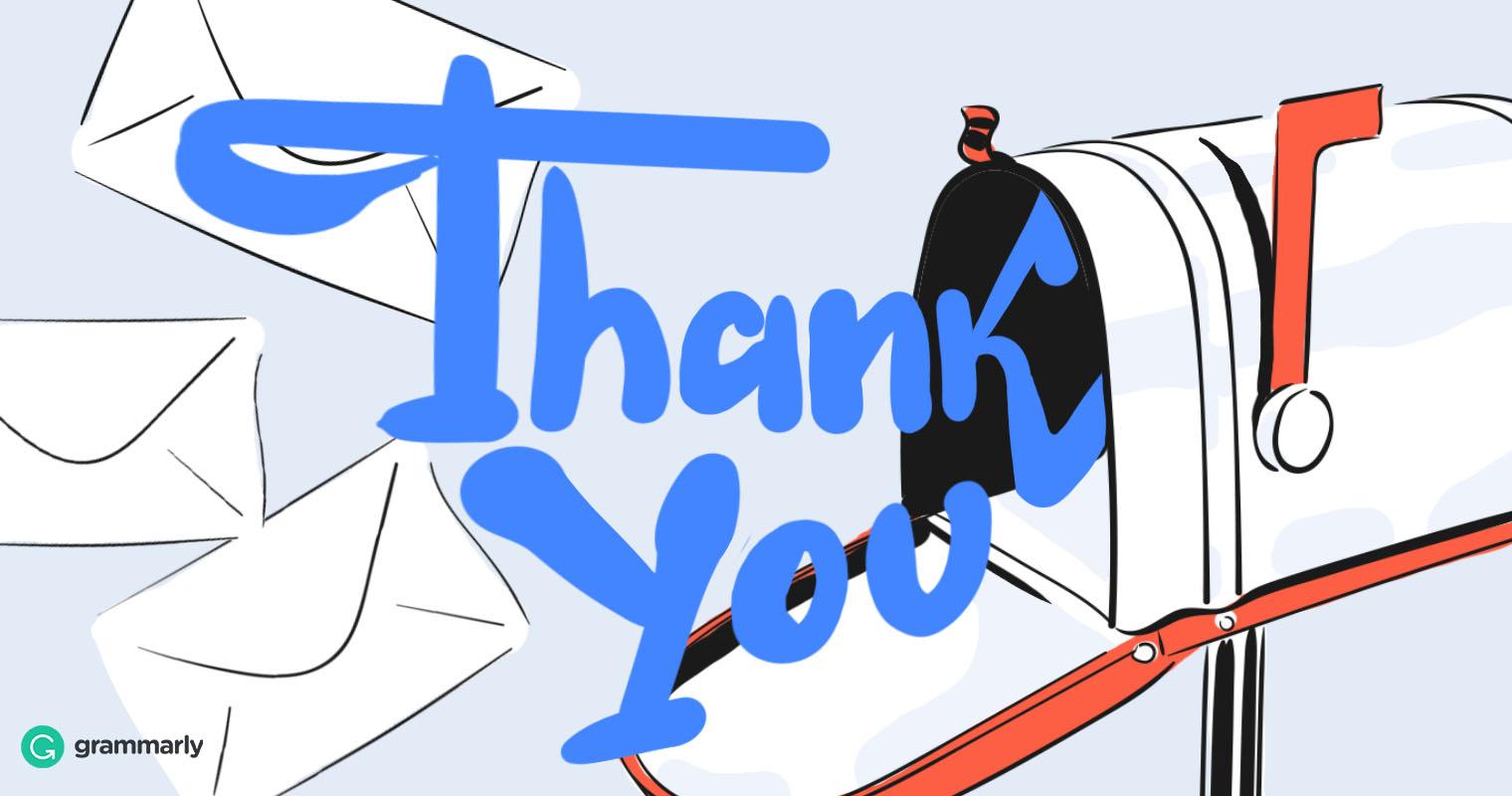Big Thank You ❤