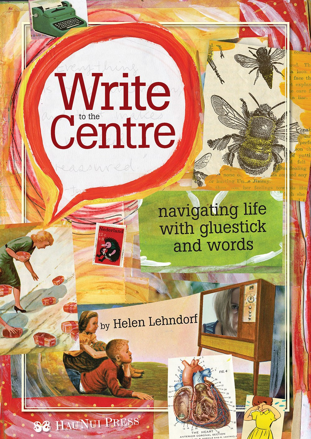 A Copy Of 'Write To The Centre' By Helen Lehndorf