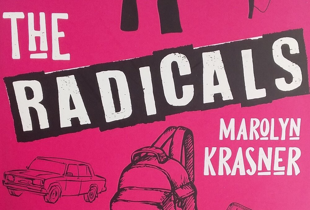 5x Copy Of 'The Radicals' By Marolyn Krasner