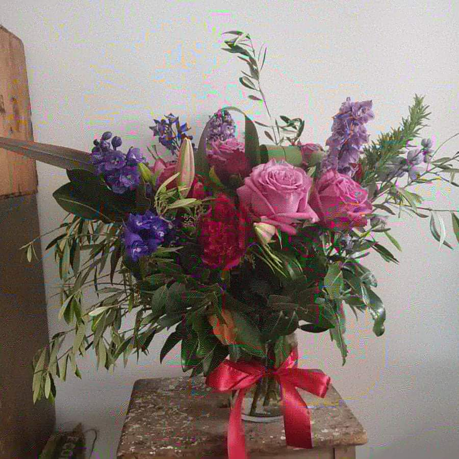$60 Bouquet Of Fresh Flowers By Jilly Bean