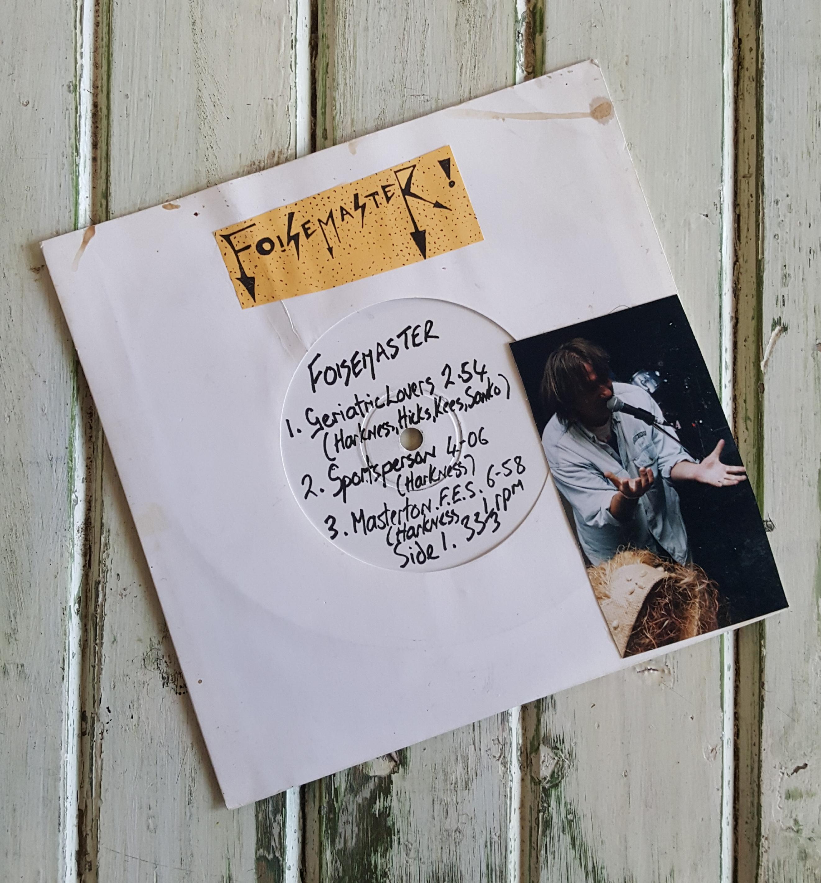 Foisemaster (limited Edition) 7inch Vinyl