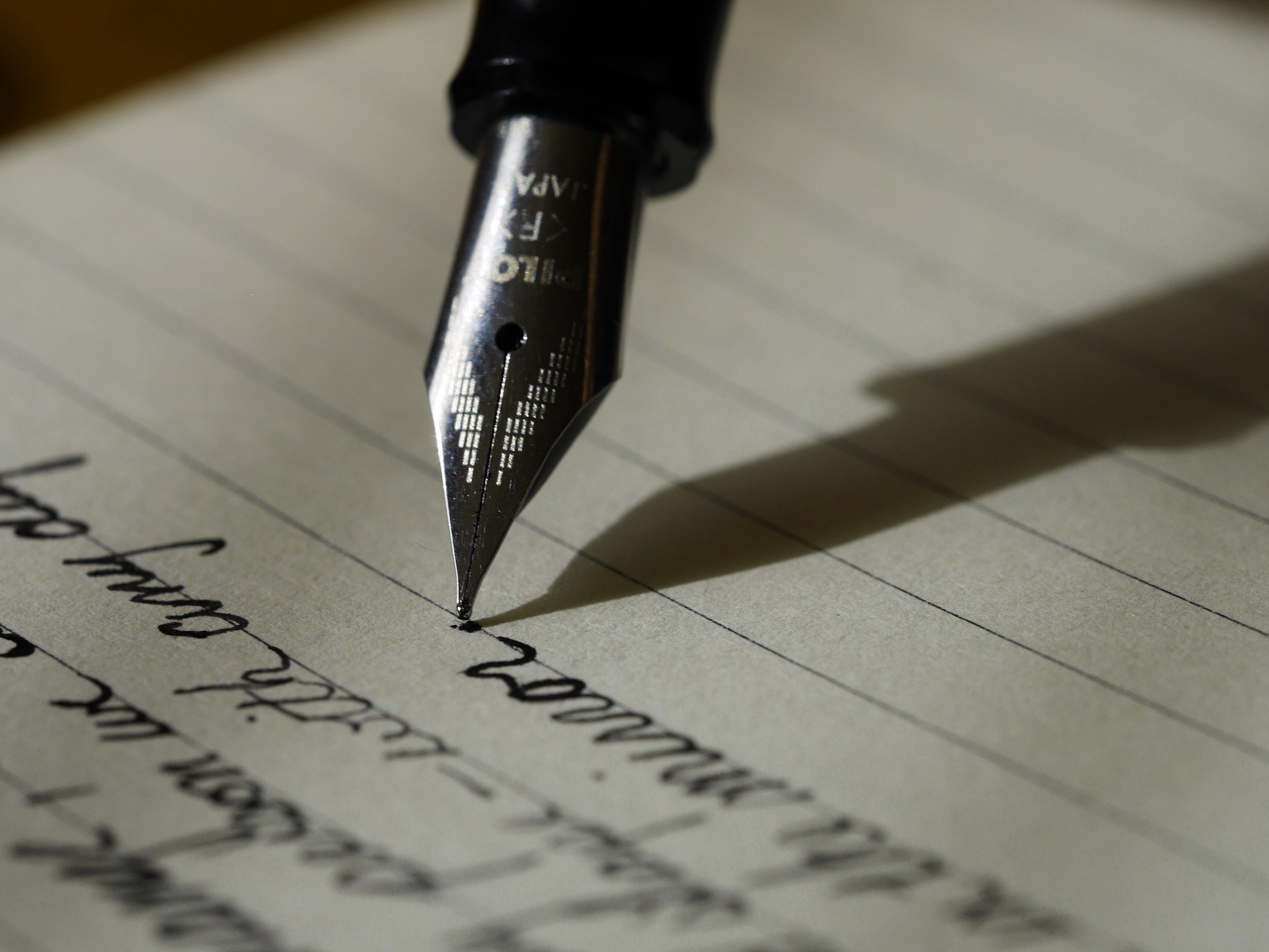 Handwritten Personalised Letter