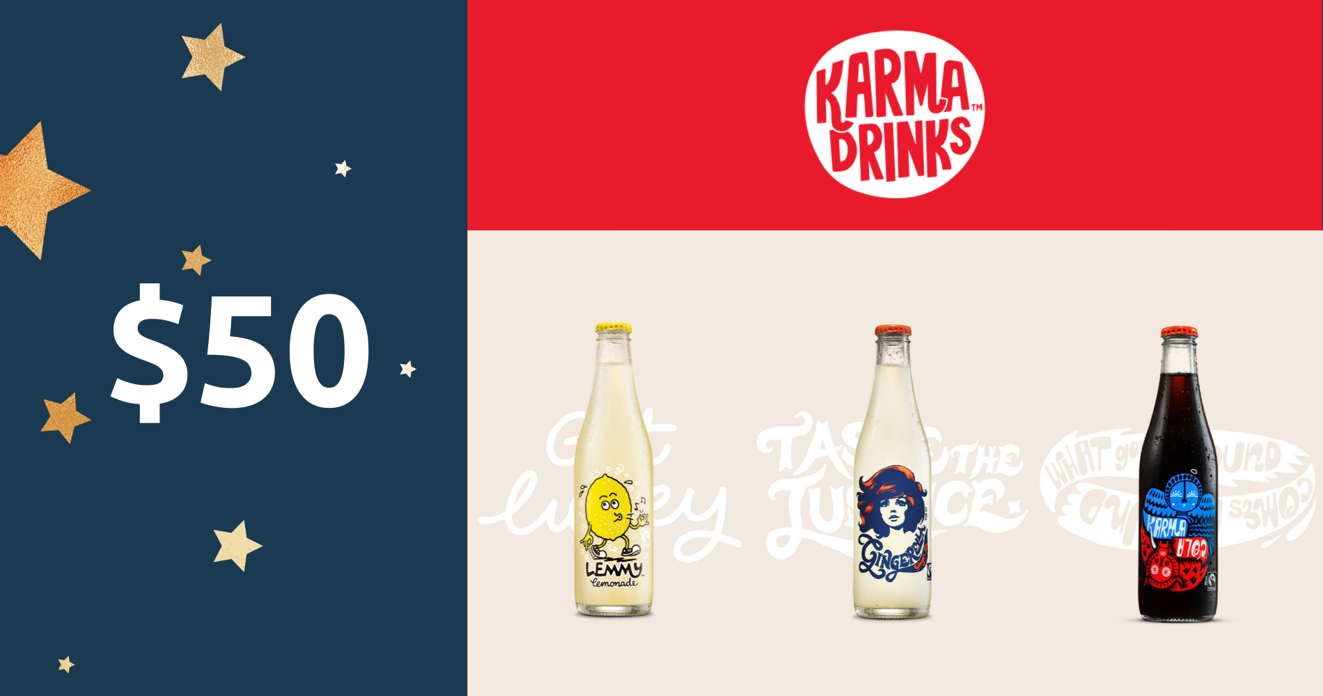 Delicious Karma Drinks!