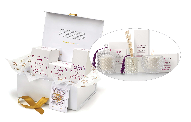 Downlights Luxury Gift Set + Moana Gift Set