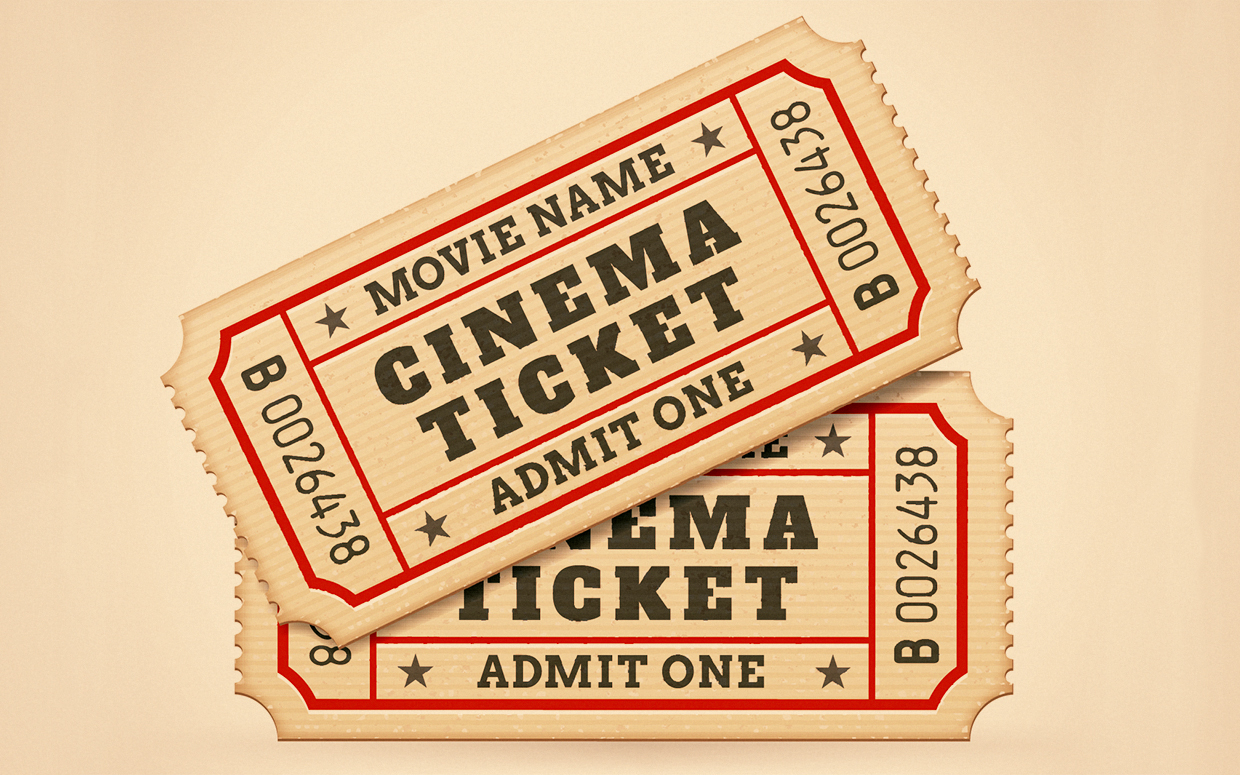 A Ticket To The Premier In Wellington