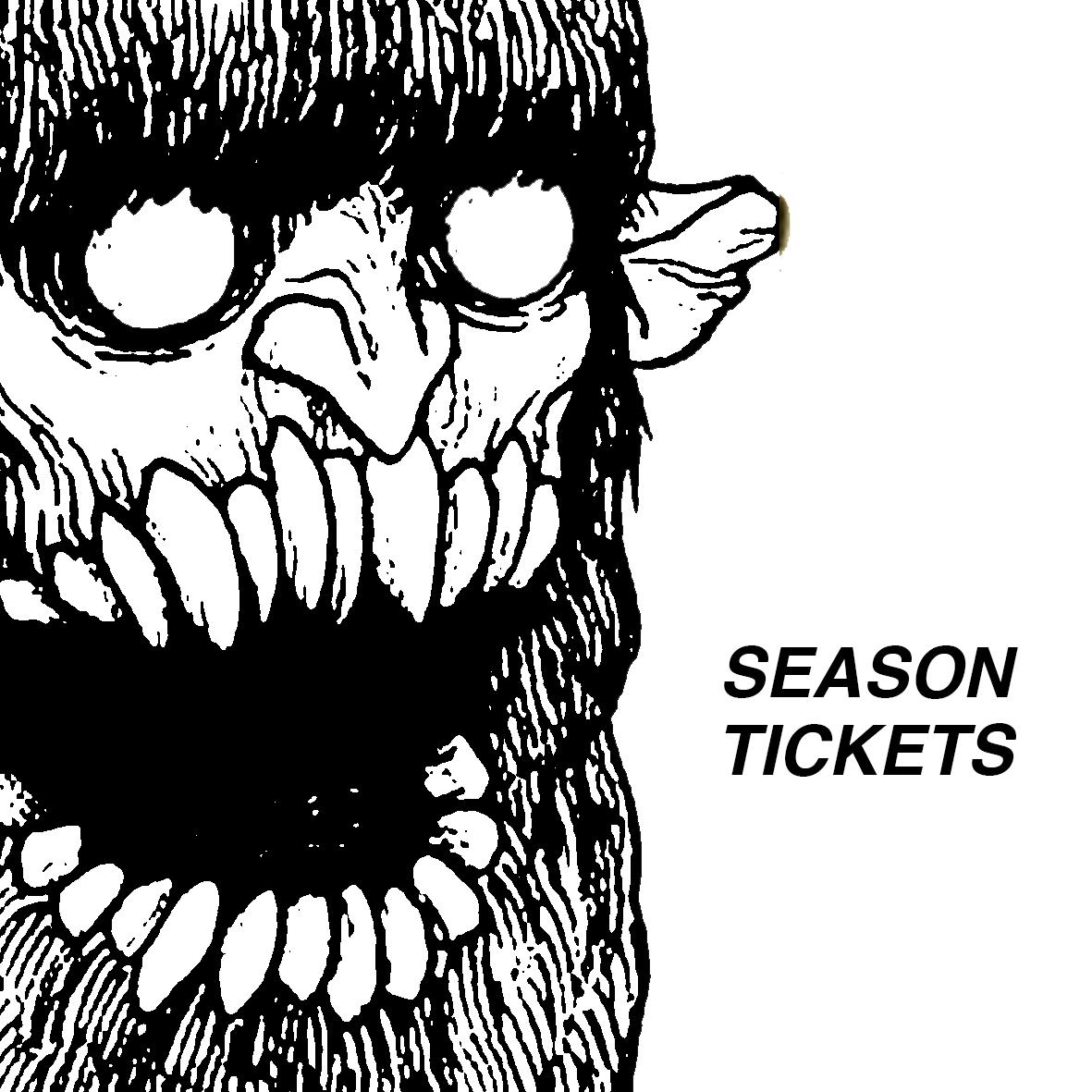 Season Ticket Holder 2