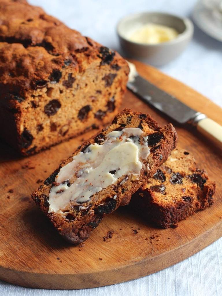 Brian Will Bake You A Bara Brith Loaf Of Bread