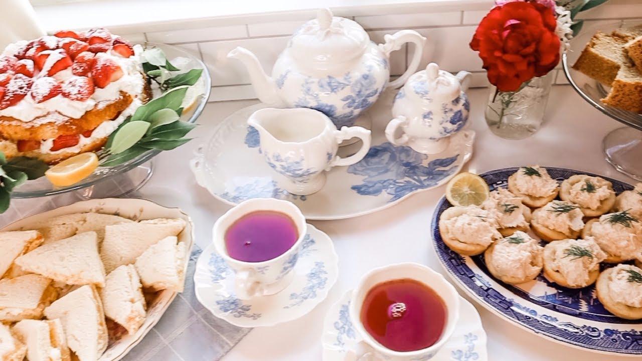 Celebratory Afternoon Tea