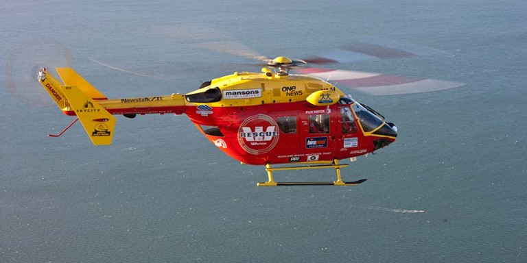 22% OF YOUR DONATION GOES TO WESTPAC HELICOPTER NZ!