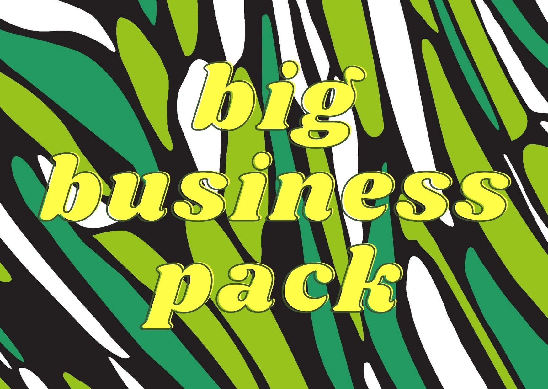 Big Business Pack