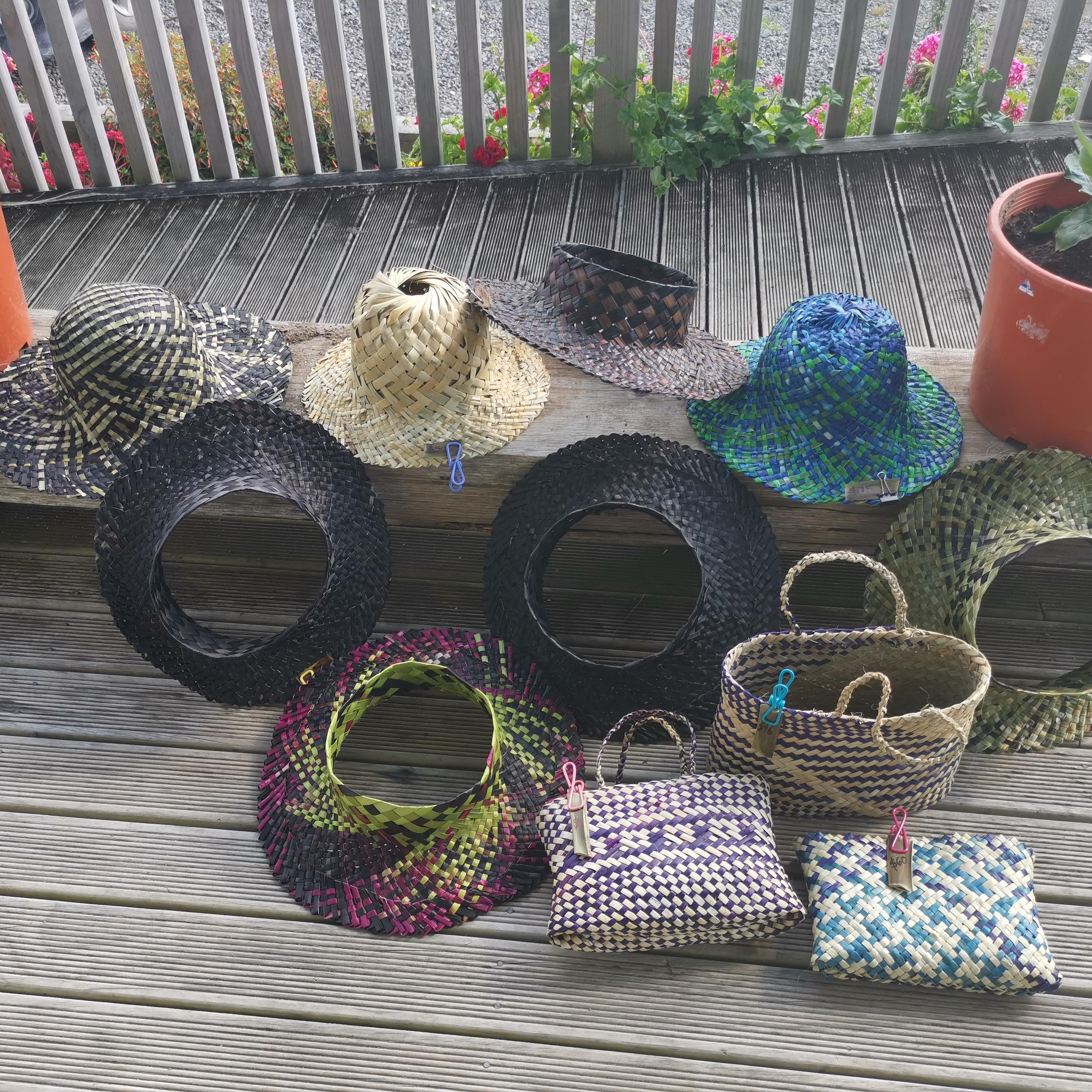 Potae (summer Hats)