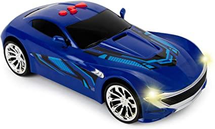 The Racing Car