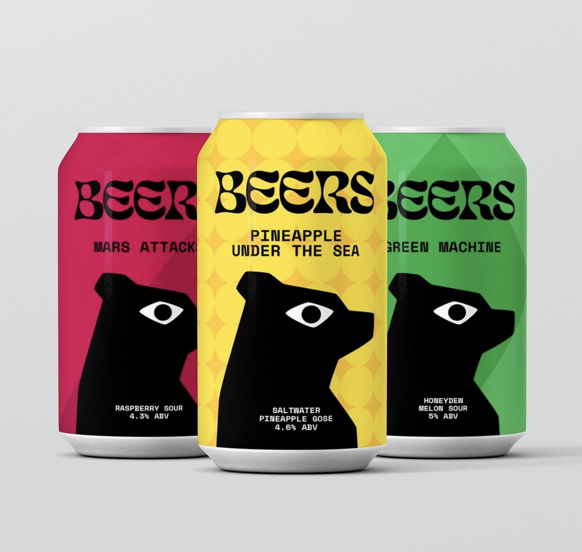Limited Edition Mixed 6 Pack Of BEERS