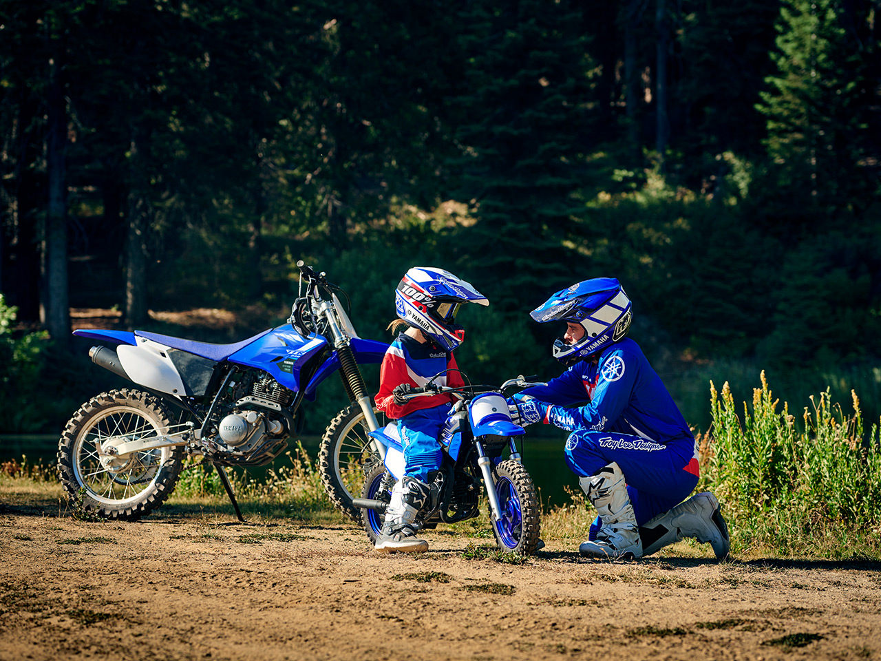 Learn To Ride Experience