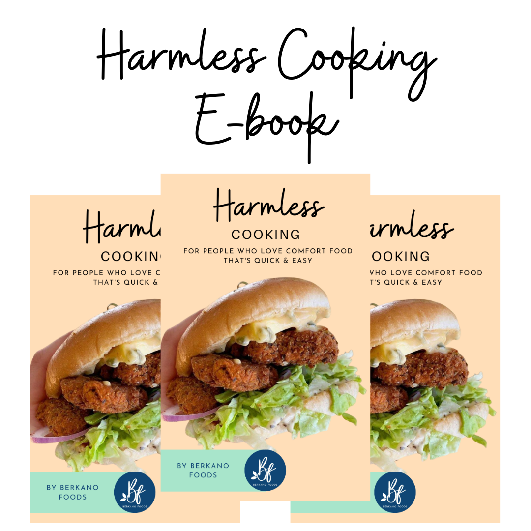 Harmless Cooking E - Recipe Book