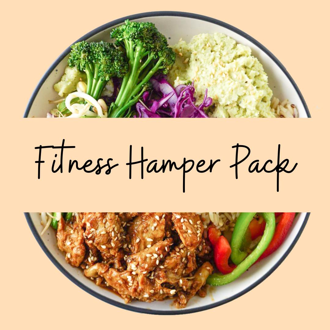 Plant Based Fitness Hamper Pack