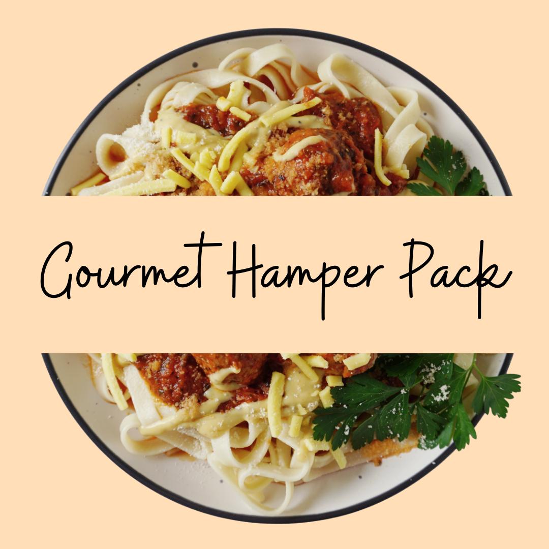 Vegan Gourmet Hamper Pack
