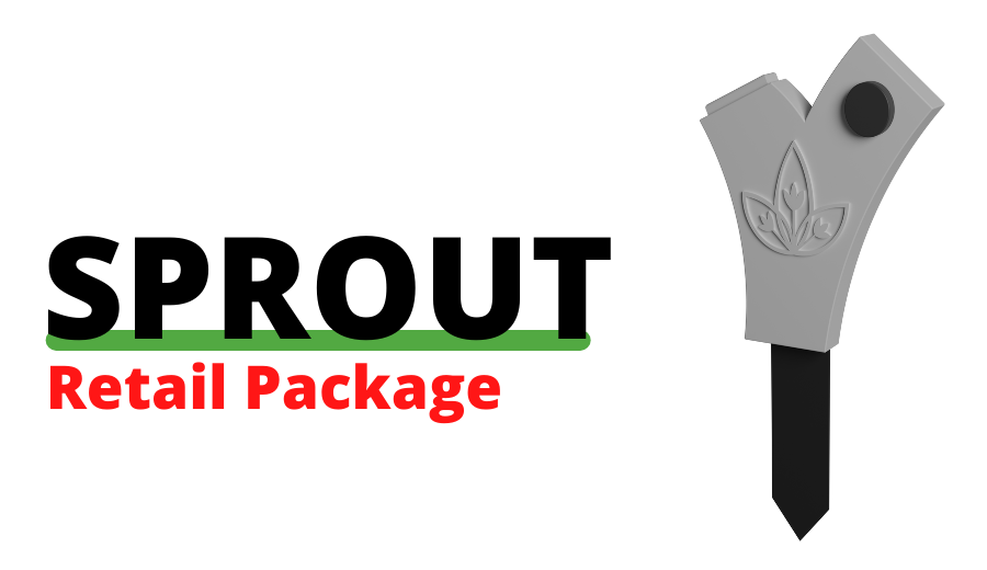 Sprout Retail Package