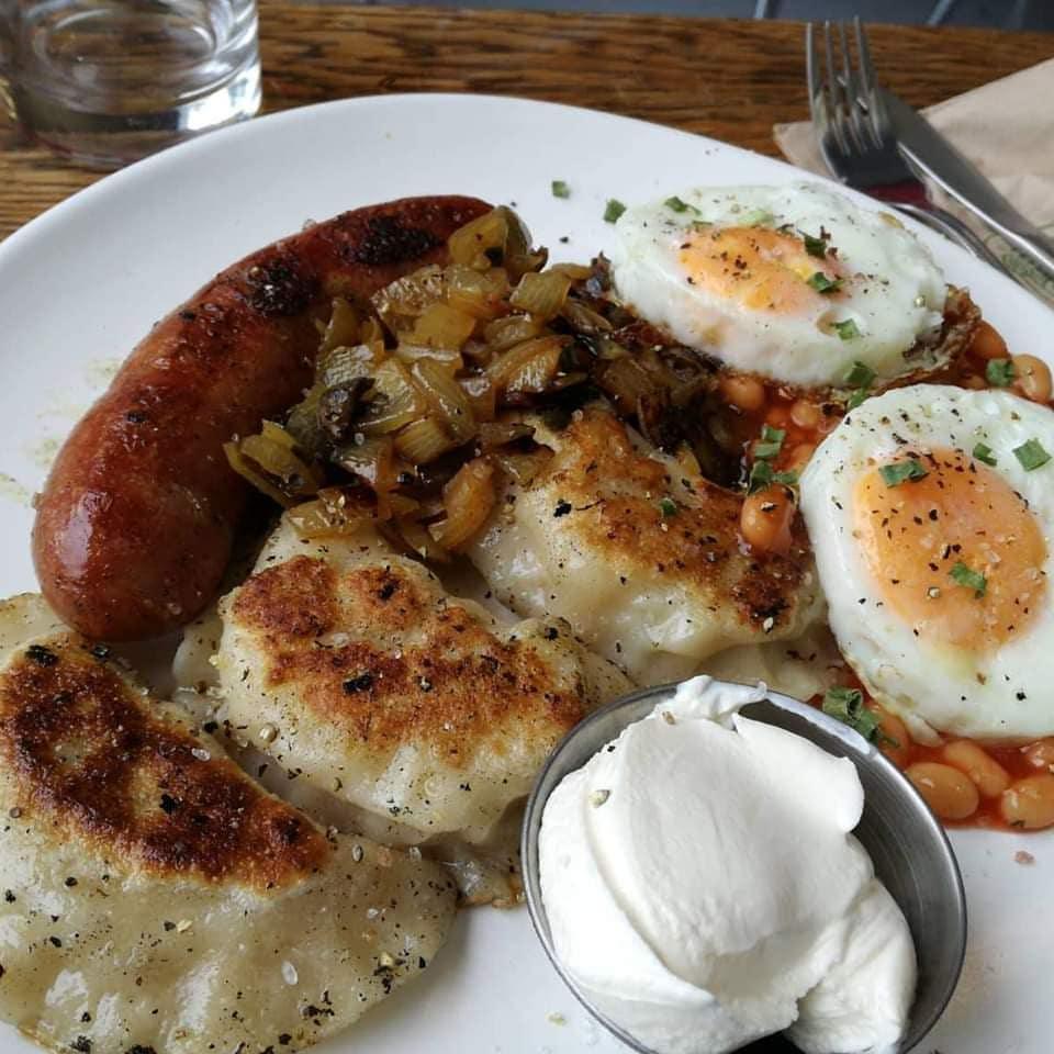 Big Breakfast Sunday