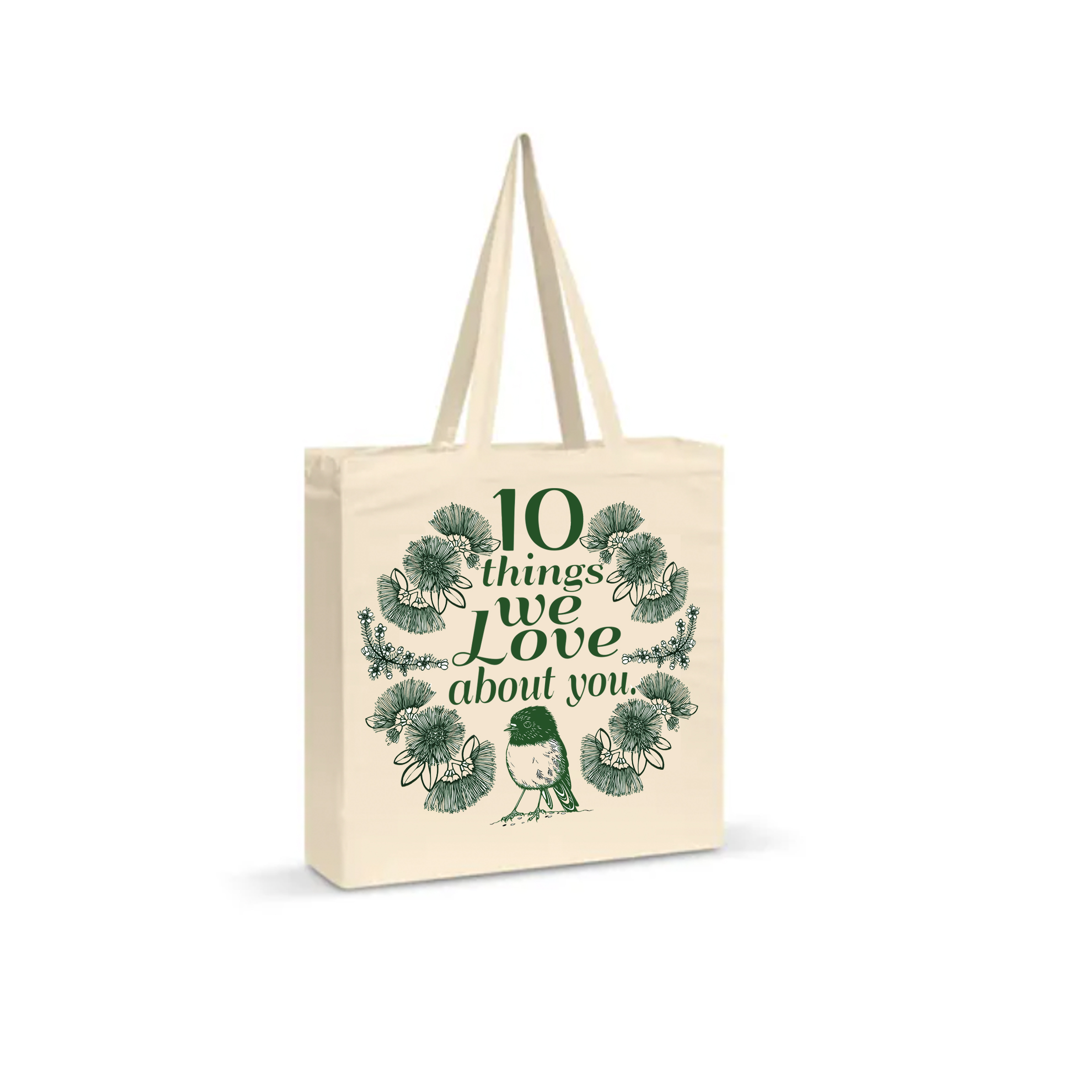 """""""10 Things We Love About You"""" Tote Bag!"""