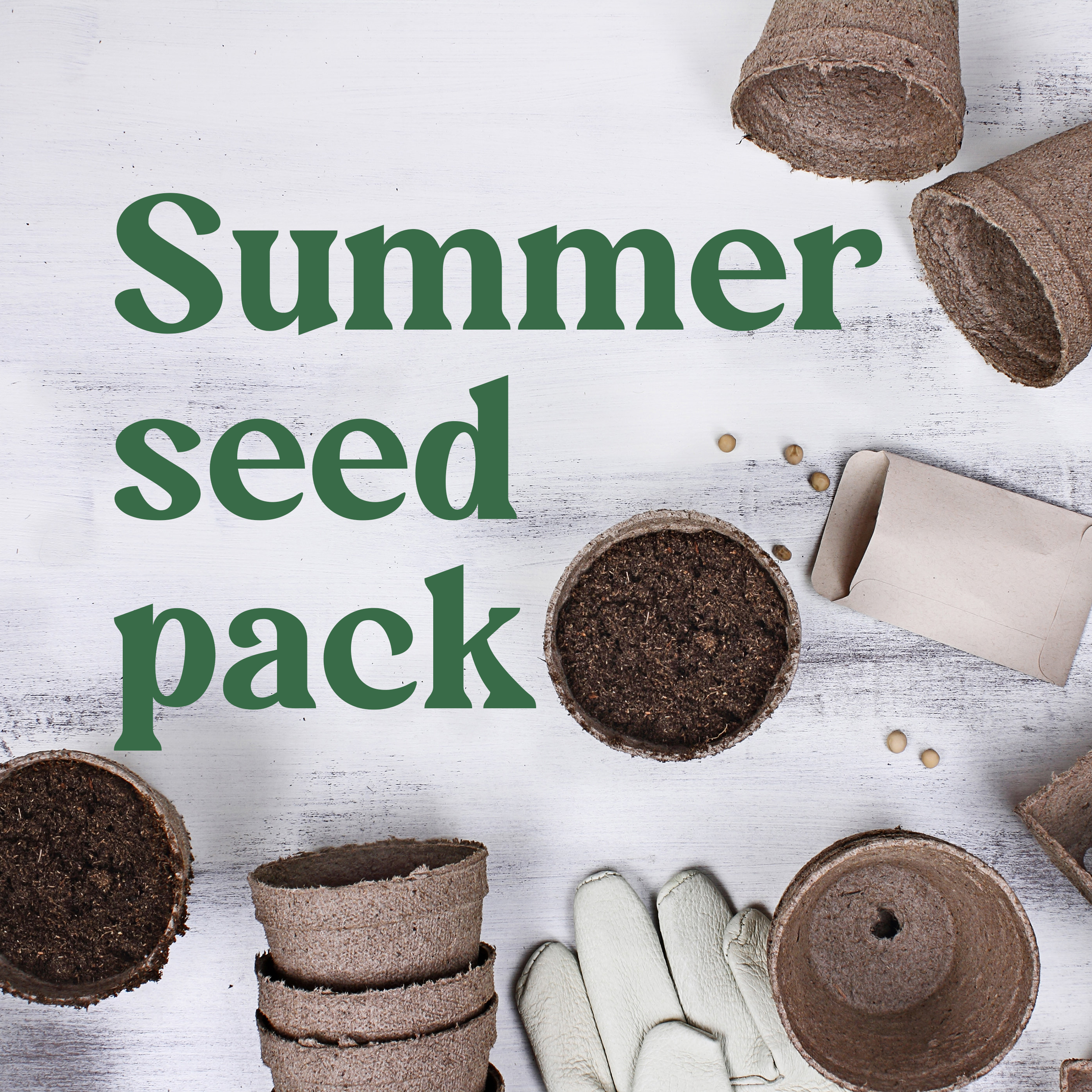 Summer Seed Pack