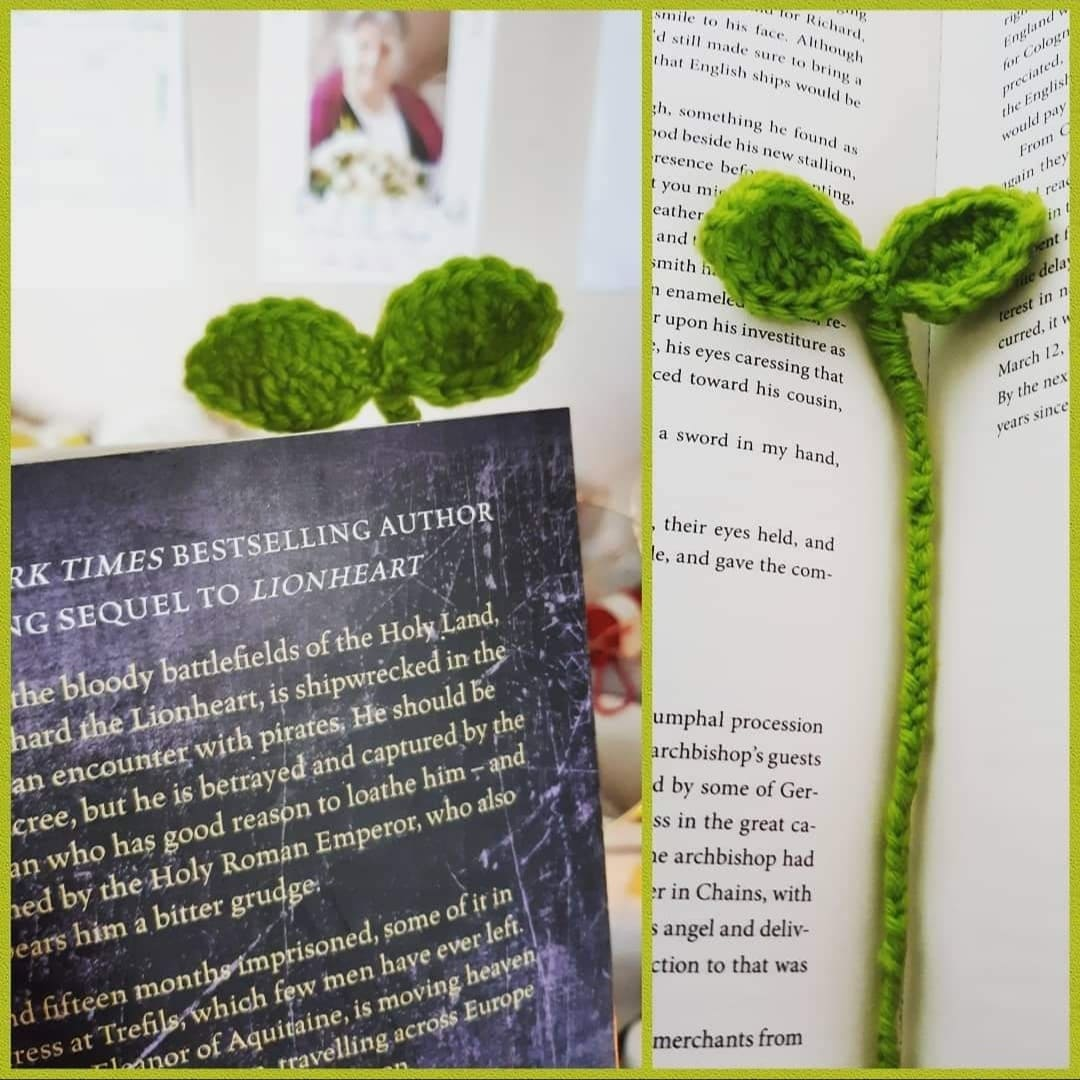 A Book Sprout