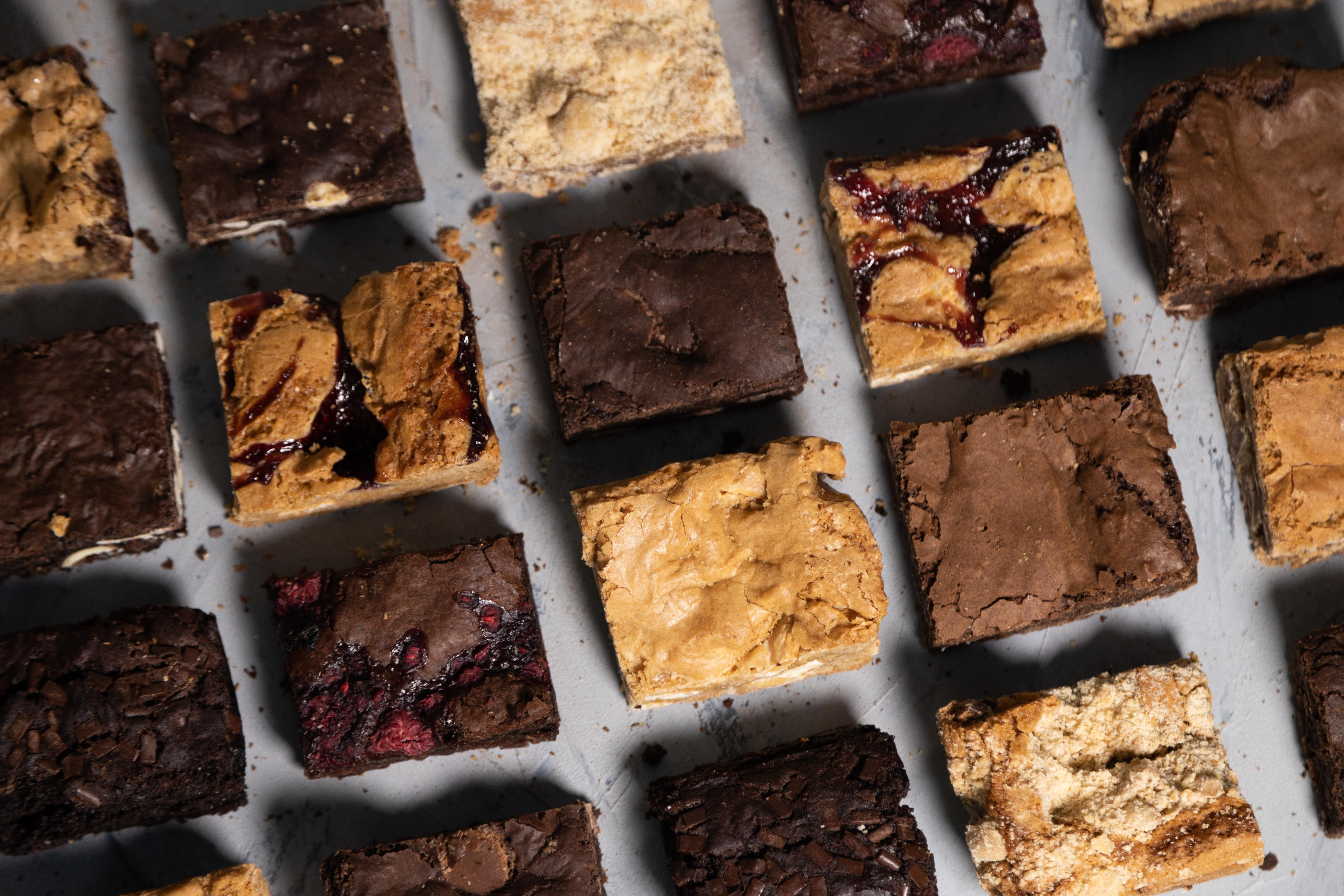 Your Choice Of Brownie