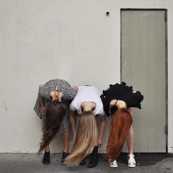 Dani, Anna, Emma