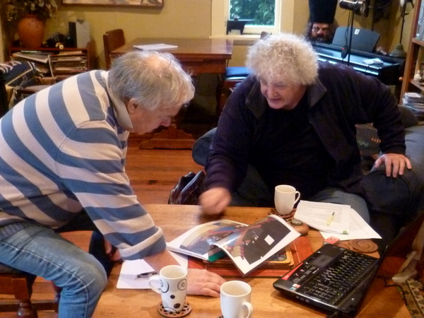 Martin Howells & Joe Hayes