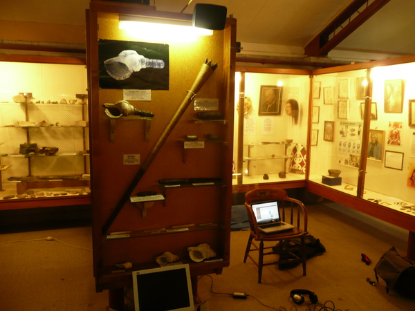 Okains Bay Museum collection