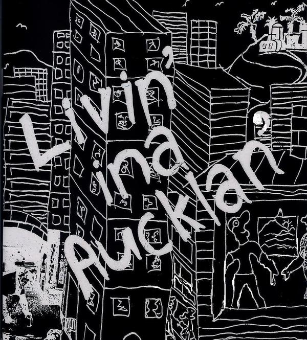 Livin' ina Aucklan' front cover