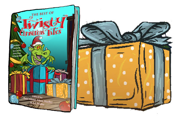 Twisty Christmas Tales Book Gift