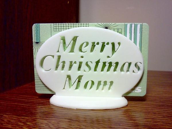 Merry Christmas Mum