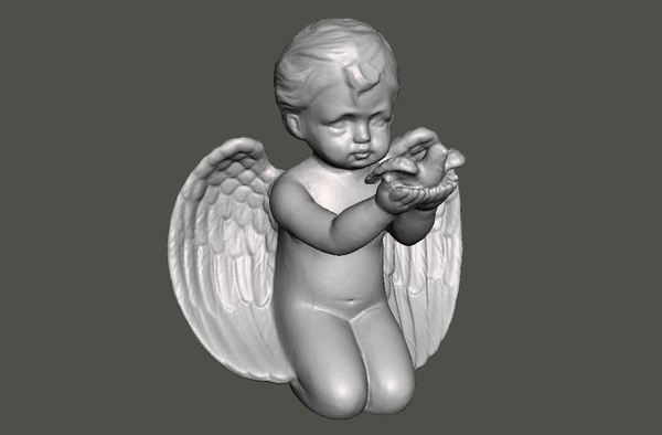 Angel Mantle Decoration