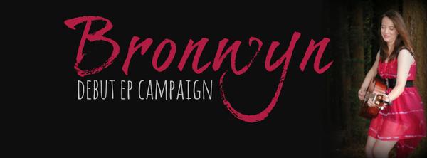 Bronwyn Halley PledgeMe Campaign