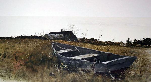 'Teel's Island' by Andrew Wyeth
