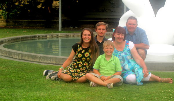 The Darby-Coring family