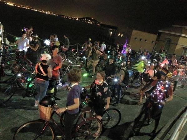 Bike Rave Auckland 1.0