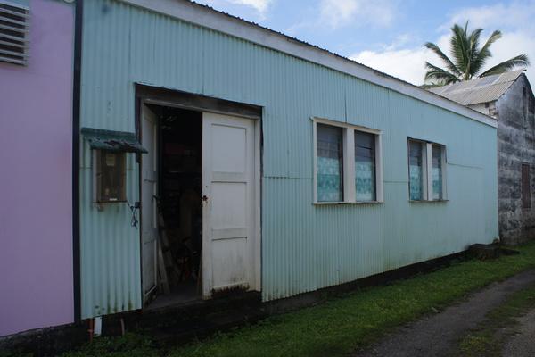 Warehouse Outside