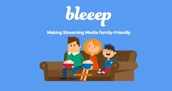 Bleeep Family On Couch