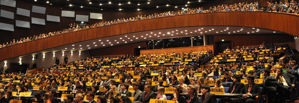 The Hague conference centre