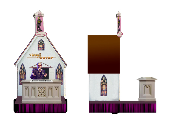 Vegas Wedding Chapel - mockup