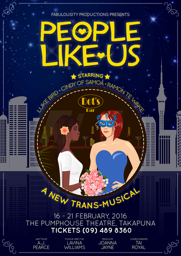 People Like Us - A New Trans Musical