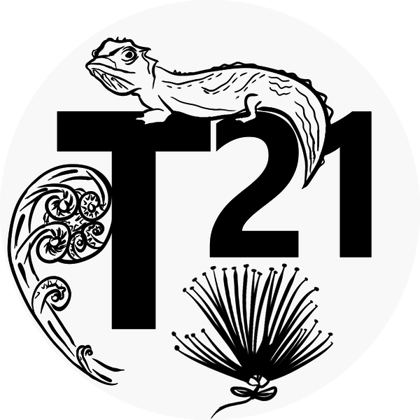 T21 - Logo