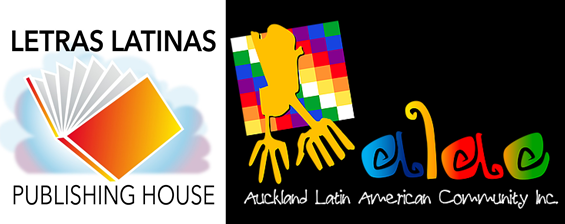 Logos of Letras Latinas Publishing House and ALACINC